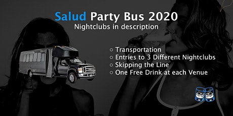 Salud Party Bus tickets