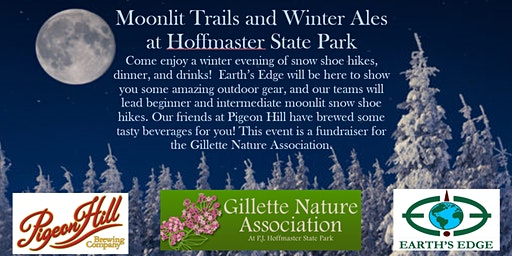 Moonlit Trails and Winter Ales at Hoffmaster State Park