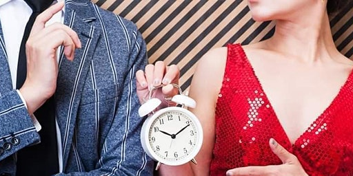 Love at First Sit: Speed Dating Event!