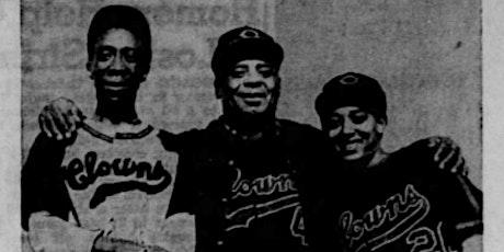 Women Negro Leaguers tickets