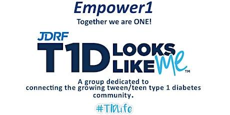 Empower1 Teen/Tween Meeting USF DIABETES CENTER tickets