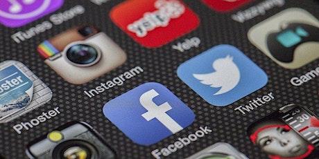 Using Social Media to Better Market Nonprofits tickets