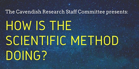 How is the scientific method doing? tickets