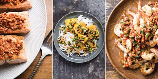 Weeknight Dinners: Fearless Fish Dinners-part 2