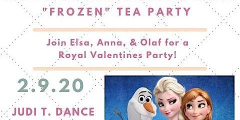 Love is an Open Door Frozen Tea Party