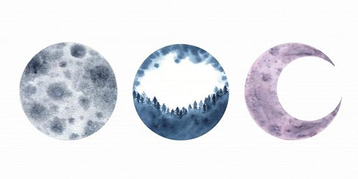 WOMEN'S NEW MOON CIRCLE
