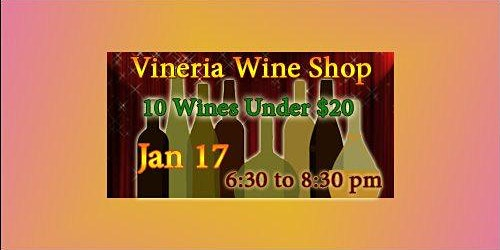 10 Wine Under $20