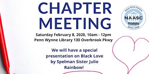 NAASC Philadelphia February Chapter Meeting
