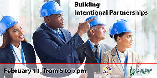 Building Intentional Partnerships