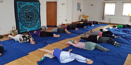 Nourish, Restore and Thrive 2020 a  mid week break of gentle yoga tickets