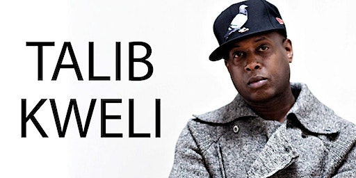 Talib Kweli at Cavalier Theater