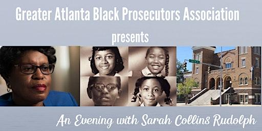 GABPA Presents: An Evening with Sarah Collins Rudolph