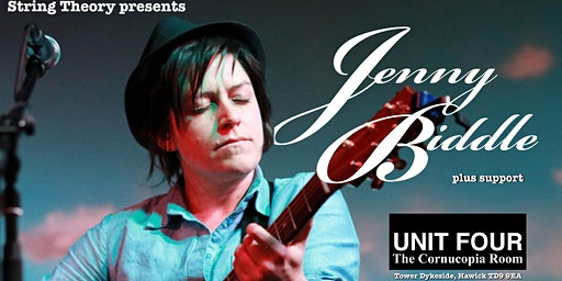 Jenny Biddle in concert