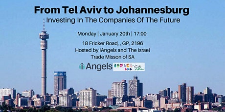 From Tel Aviv to Johannesburg: Investing In The Companies of The Future tickets