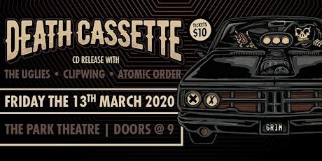Death Cassette cd release tickets