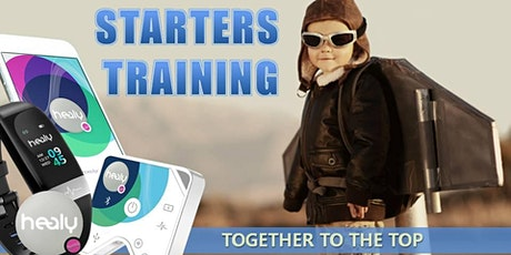 Healy Starters Training tickets