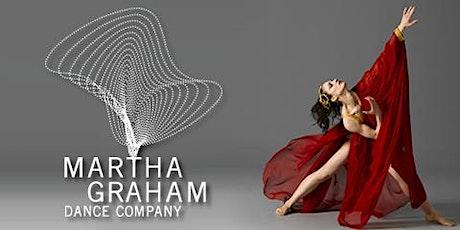 Martha Graham Event 2020 tickets