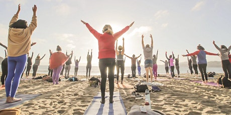 Sunset Beach Yoga with Emily! tickets