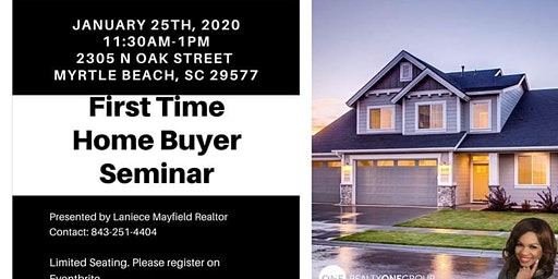 First Time Home Buyer Basics