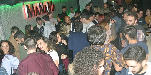 Language Exchange and Party in Madrid on Saturday - Speak & Shake