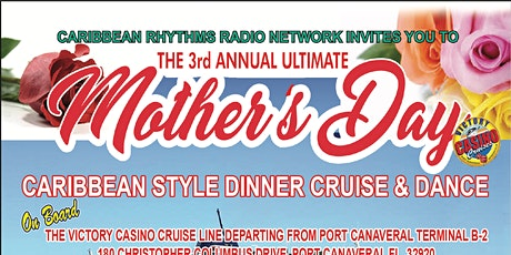 The Ultimate Mother's Day Casino Cruise 2020 tickets