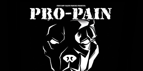Pro-Pain @ Holy Diver tickets