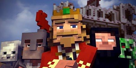 Medieval Minecraft LEGO Workshop - Low Moor tickets