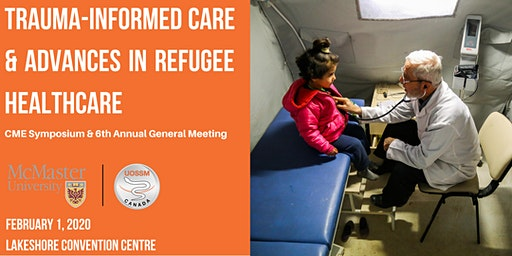 Trauma- Informed Care & Advances in Refugee Healthcare-CME Symposium