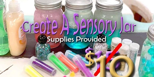 Create a sensory Jar MLK special