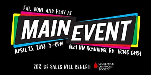 Fun-filled Fundraiser at Main Event