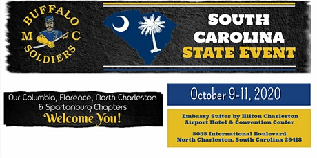 Buffalo Soldiers of South Carolina State Event tickets