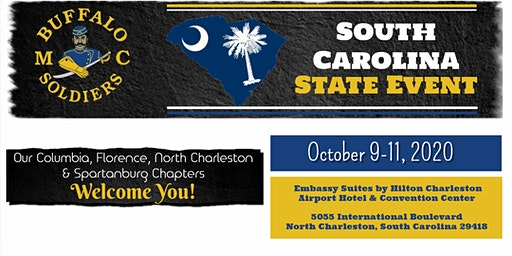 Buffalo Soldiers of South Carolina State Event