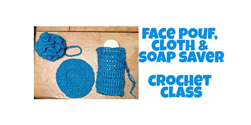 Face Pouf, Face Cloth Or Soap Saver