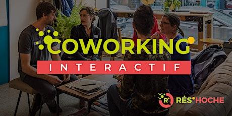 Journée de coworking interactif #4 / C'est quoi ton plan pour 2020 ? billets