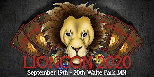LionCon 2020: Villainous Intrigue