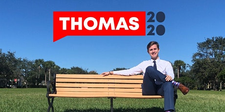 Pasta & Politics; Fundraising Event For Thomas  Vincent For City Council tickets