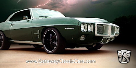 Caffeine and Chrome - Gateway Classic Cars Of Tampa tickets