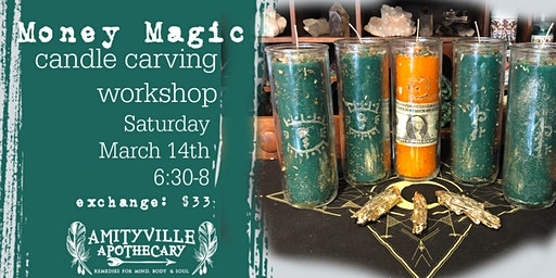 Money Magic Candle Workshop