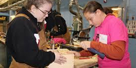 Carpentry for Women Basic joinery and Hand tools tickets