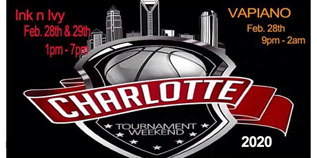Charlotte Tournament Week (CTW) 2020 tickets
