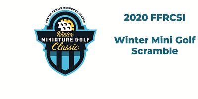 2020 FFRCSI Winter Mini Golf Classic