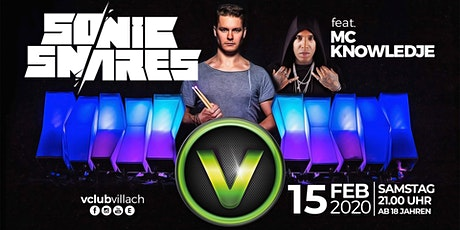 Sonic Snares feat. MC Knowledje Tickets