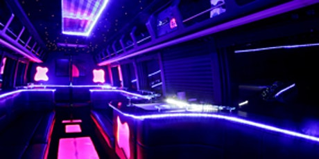 Raptors vs Pistons Party Bus Package tickets