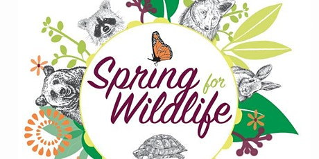 Woodlands Wildlife Refuge 23rd Annual Spring for Wildlife Fundraiser tickets