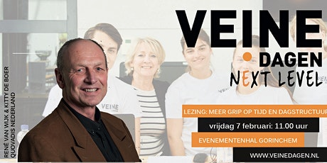 Lezing René van Wijk & Kitty de Boer tickets
