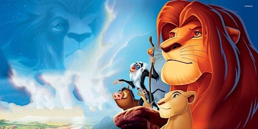 Friday - Lion King Jr.
