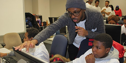 Black Boys Code Toronto: The Future is Automation - Ages 8 - 12