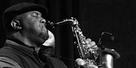 Segar Jazz Affair concert #62 with Saxophonist Antonio Bennett - 8PM SHOW! tickets