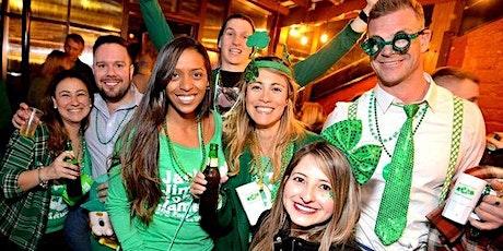 St Patrick's Day Pub Crawl: Chicago's Official The Five Saints Pub Crawl tickets