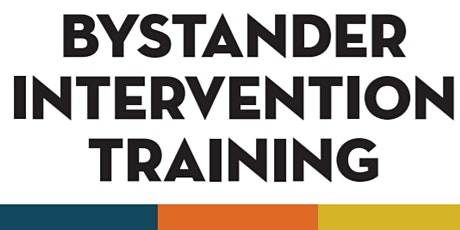 CAIRBystanderIntervention Training tickets